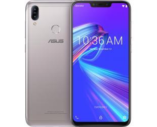 "Išmanusis telefonas Asus ZenFone MAX M2 ZB633KL Silver 6.3"" IPS 32 GB Dual SIM"