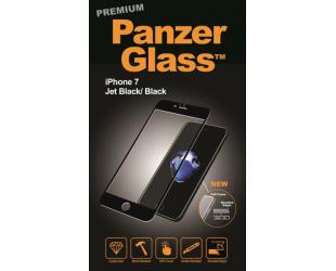 Dėklas PanzerGlass PREMIUM iPhone 7/8 Jet Juoda/Juoda