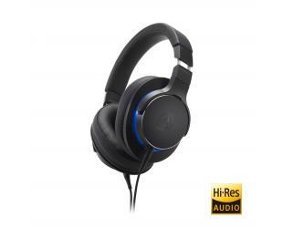 Ausinės Audio Technica ATH-MSR7bBK apgaubiančios ausis