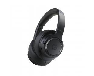 Ausinės Audio Technica ATH-SR50BTBK apgaubiančios ausis, belaidės