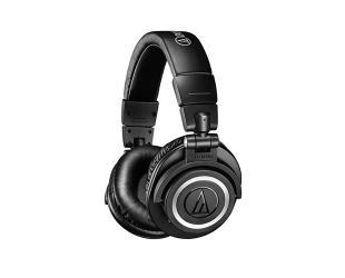 Ausinės Audio Technica ATH-M50XBT apgaubiančios ausis, belaidės
