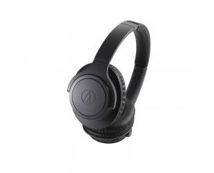 Ausinės Audio Technica ATH-SR30BTBK apgaubiančios ausis, belaidės, su mikrofonu