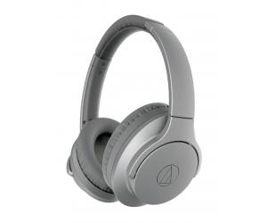 Ausinės Audio Technica Noise Cancelling ATH-ANC700BTGY apgaubiančios ausis, belaidės, su mikrofonu