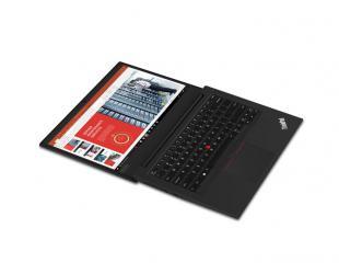 """Nešiojamas kompiuteris Lenovo ThinkPad E490 Black 14"""" IPS FHD i5-8265U 8GB DOS"""