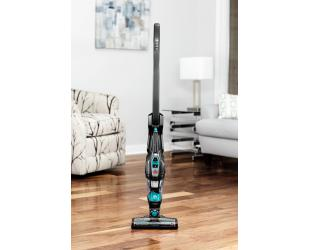 Dulkių siurblys šluota Bissell Vacuum cleaner MultiReach Essential Cordless operating, Handstick and Handheld, 18 V, Operating time (max) 30 min, Black/Blue