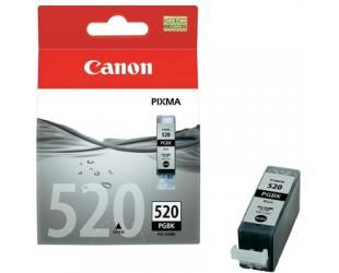 Rašalo kasetė Print4you Analog Canon PGI-520Bk , Black