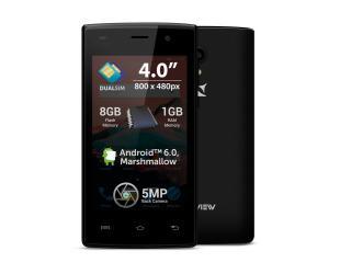 "Išmanusis telefonas Allview A5 Ready Black 4"" 8 GB"