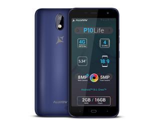 """Išmanusis telefonas Allview P10 Life Blue 5.34"""" 16 GB Dual SIM"""