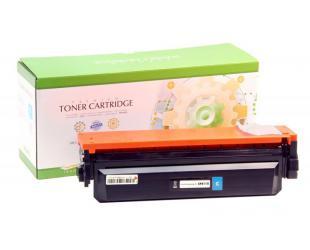 Rašalo kasetė Static Control Analog Hewlett-Packard (CF411X) / Canon CRG 046H , Cyan