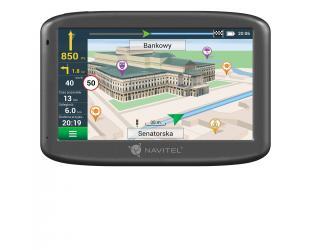 """GPS navigacija Navitel E505 Magnetic 5.0"""" (12,7 cm)"""