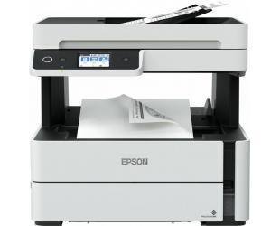 "Rašalinis daugiafunkcinis spausdintuvas Epson ""EcoTank"" M3170 Mono, PrecisionCore™ TFP print head, All-in-one, A4, Wi-Fi, Grey"