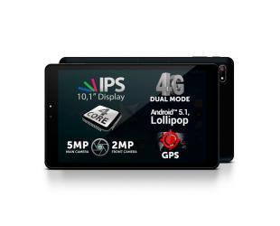 """Planšetinis kompiuteris Allview Viva H1001 10.1"""" IPS 8 GB 4G LTE"""