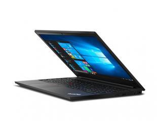 "Nešiojamas kompiuteris Lenovo ThinkPad E590 Black 15.6"" FHD i7-8565U 8GB 256GB SSD Radeon RX 550X 2 GB Windows 10 Pro"