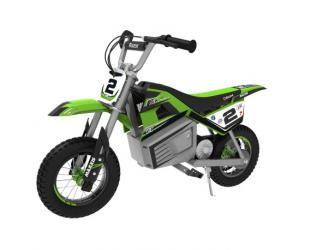 Elektrinis vaikiškas motociklas Razor SX350 Dirt Rocket