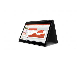 "Nešiojamas kompiuteris Lenovo ThinkPad L390 Yoga Black 13.3"" IPS Full HD Touch i3-8145U 8 GB 256 GB SSD Windows 10 Pro"