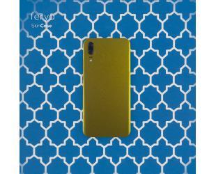 Dėklas 3MK Ferya, Huawei, P20, Protective foil, Camelion Geltona (auksinė)