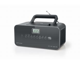 Radijo imtuvas Muse M-28DG, USB, AUX in