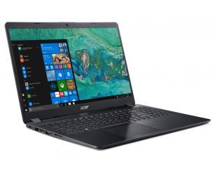 "Nešiojamas kompiuteris Acer Aspire 5 A515-52 Black 15.6"" IPS Full HD i5-8265U 8 GB 500 GB+128 GB SSD Linux"