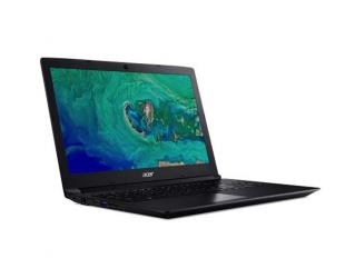 "Nešiojamas kompiuteris Acer Aspire 3 A315-53 Black 15.6"" FHD i5-8250U 6GB 500GB+128GB SSD Windows 10"