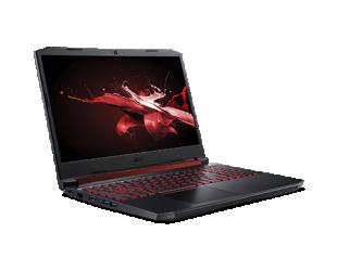 """Nešiojamas kompiuteris Acer Nitro 5 AN515-54 Black 15.6"""" FHD i5-9300H 8GB 1TB+128GB SSD GeForce 1650 4 GB Windows 10"""