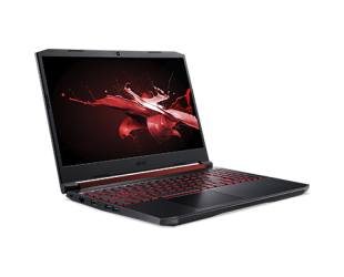 "Nešiojamas kompiuteris Acer Nitro 5 AN515-54 Black 15.6"" FHD i5-9300H 8GB 1TB+128GB SSD GeForce 1660 Ti 6 GB Windows 10"