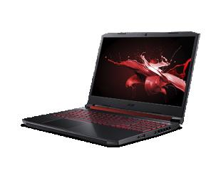 """Nešiojamas kompiuteris Acer Nitro 5 AN517-51 Black 17.3"""" IPS FHD i7-9750H 8GB 512GB SSD NVIDIA GeForce 1660 Ti 6 GB Windows 10"""