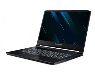 "Nešiojamas kompiuteris Acer Predator Triton 500 Black 15.6"" IPS FHD i7-9750H 16GB 512GB SSD NVIDIA GeForce RTX 2060 6 GB Windows 10"