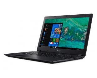 "Nešiojamas kompiuteris Acer Aspire 3 A315-51 Black 15.6"" Full HD i3-7020U 4 GB 128 GB SSD Windows 10"