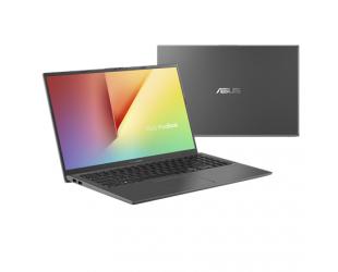 "Nešiojamas kompiuteris Asus VivoBook X512UA-EJ049T Slate Grey 15.6"" FHD i3-7020U 4GB 1TB Windows 10"