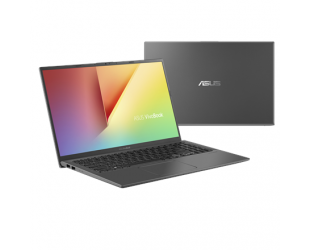 "Nešiojamas kompiuteris Asus VivoBook X512UA-EJ296T Slate Grey 15.6"" FHD i3-7020U 4GB 128GB SSD Windows 10"
