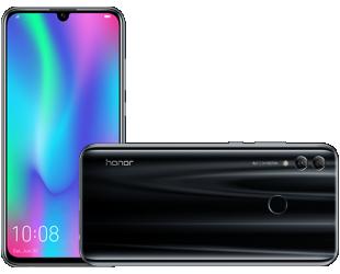 "Išmanusis telefonas Huawei Honor 10 Lite Black 6.21"" IPS 64 GB Dual SIM"