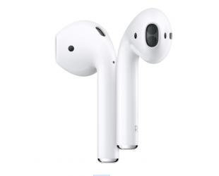 Ausinės Apple AirPods with Charging Case įstatomos į ausis, belaidės