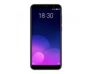 """Išmanusis telefonas Meizu M6T Black 5.7"""" 16 GB"""
