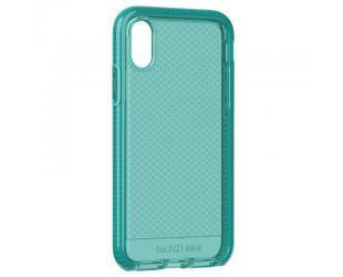 Dėklas TASSO Tech21 Evo Check T21-6172, Apple, iPhone X / Xs, Žalia