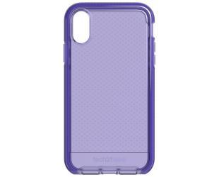 Dėklas TASSO Tech21 Evo Check T21-6107, Apple, iPhone XR, Violetinė
