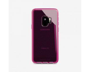 Dėklas TASSO Tech21 Evo Check T21-5823, Samsung, Galaxy S9, Violetinė
