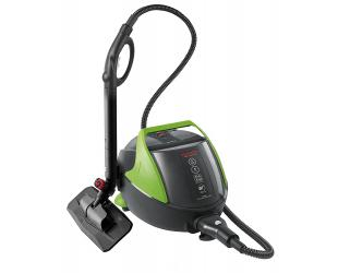 Garų valytuvas Polti PTEU0280 Vaporetto Pro 95 Turbo Flexi Corded, 1100 W, Black/Green