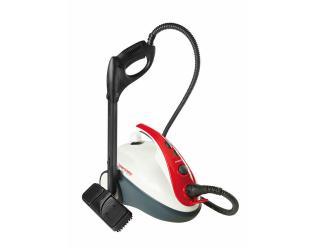 Garų valytuvas Polti PTEU0268 Vaporetto Smart 30_R 1800 W, garų slėgis 3 bar, vandens talpa 1.6 L, White/Red
