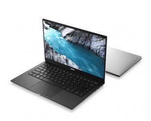 "Nešiojamas kompiuteris Dell XPS 13 9380 Silver 13.3"" Touch UHD i7-8565U 16 GB 512 GB SSD Windows 10 Pro"