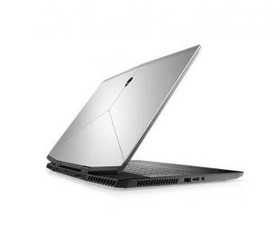 "Nešiojamas kompiuteris Dell Alienware m17 Silver 17.3"" IPS FHD i7-8750H 16 GB 512 GB SSD NVIDIA GeForce RTX 2080 8 GB Windows 10 Pro"