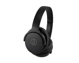 Ausinės Audio Technica Active Noise Cancelling - Black apgaubiančios ausis, belaidės