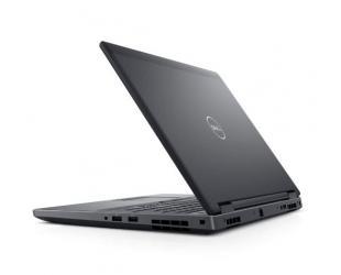 "Nešiojamas kompiuteris Dell Mobile Precision 7530 Black 15.6"" FHD i9-8950HK 16GB 512GB SSD Quadro P3200 6 GB Windows 10 Pro"