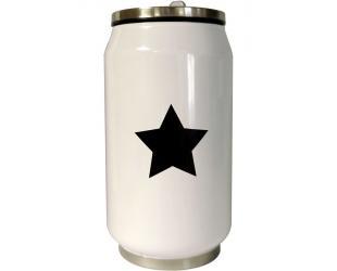 Termo gertuvė Yoko Design 1380/7821, White/ black, tūris 0.28 L,