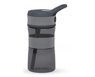 Gertuvė Boddels EEN, Light grey/Grey, tūris 0.4 L, skersmuo 7.5 cm, pagaminta be BPA