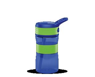 Gertuvė Boddels EEN, Apple green/Blue, tūris 0.4 L, pagaminta be BPA