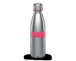 Gertuvė Boddels TWEE, Raspberry red, tūris 0.5 L, pagaminta be BPA