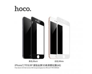 Ekrano apsauga Hoco Kasa series grūdintas stiklas set for iPhone 6/6S (V9) Juoda