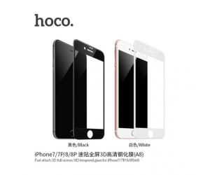 Ekrano apsauga Hoco Kasa series grūdintas stiklas for iPhone 6 Plus/6S Plus (V9) Balta