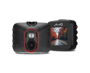 Vaizdo registratorius Mio DVR MiVue C312 Full HD 1080p