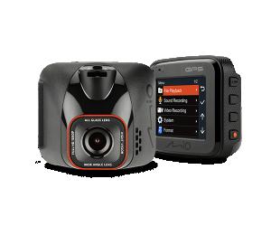 Vaizdo registratorius Mio DVR MiVue C570 Full HD 1080p